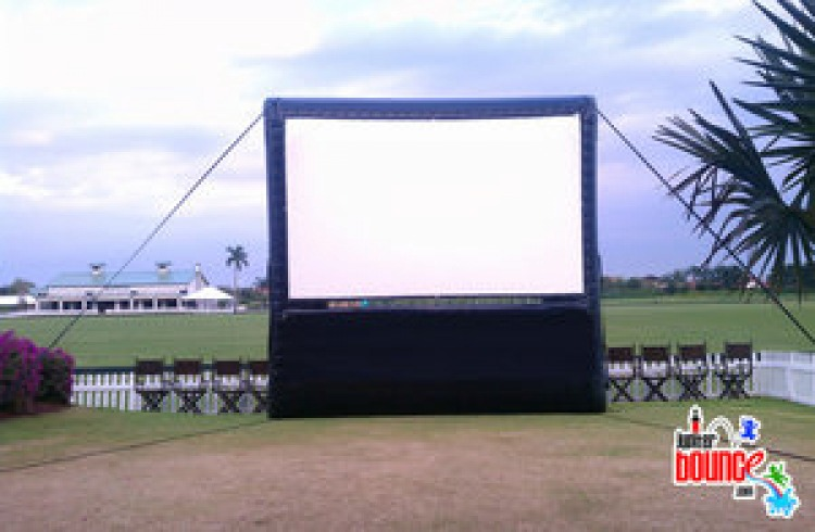 Inflatable Movie Screen 25'