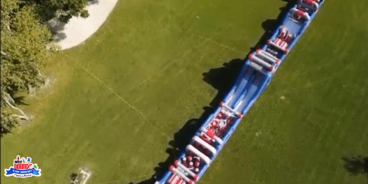 ****150ft Patriot Challenge Obstacle Course *(150L 10W 17H)